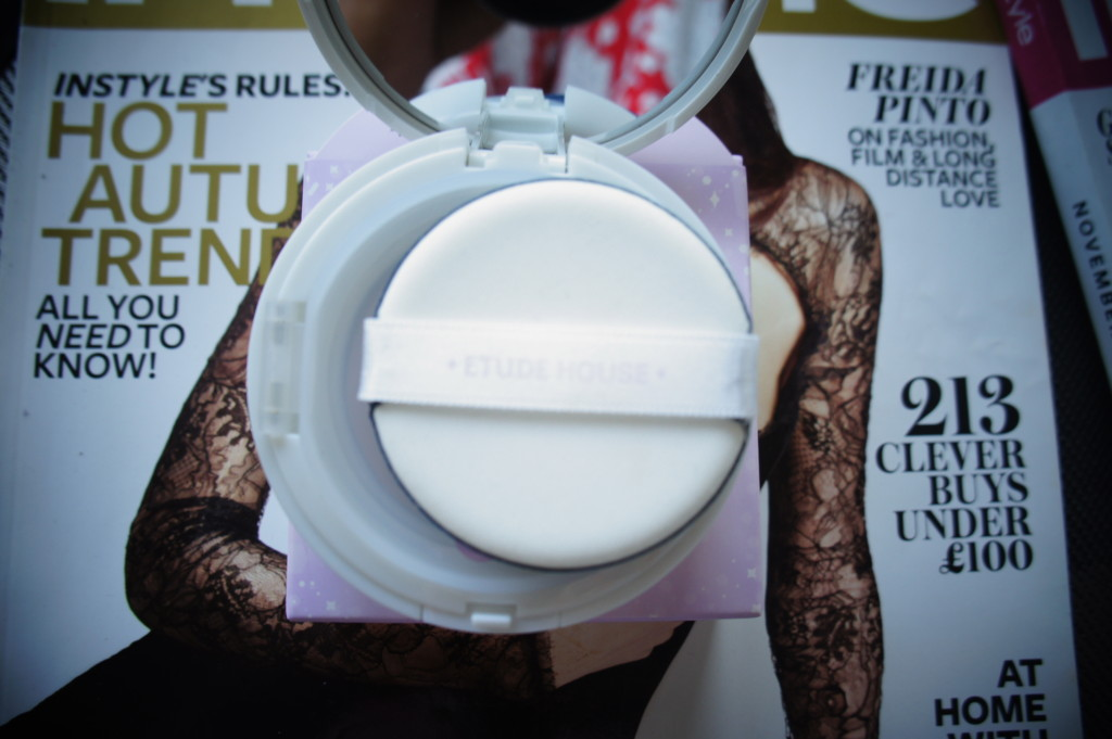 Etude House Nymph Aura Volumer Baby Glow Balm Review