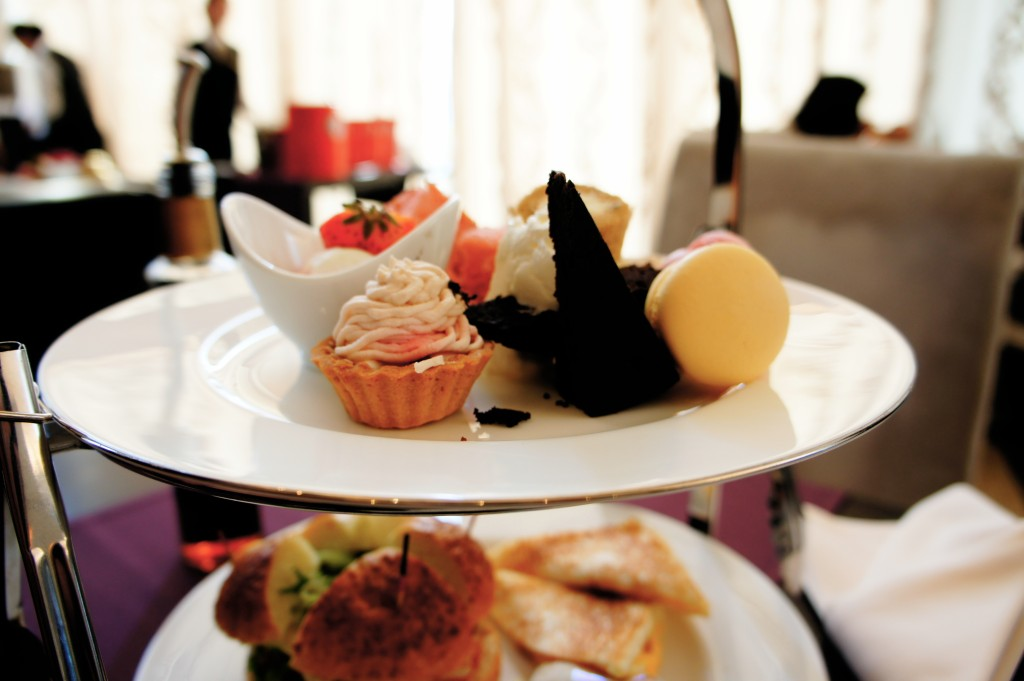 Afternoon Tea @ Harmonie Embrassee Umeda