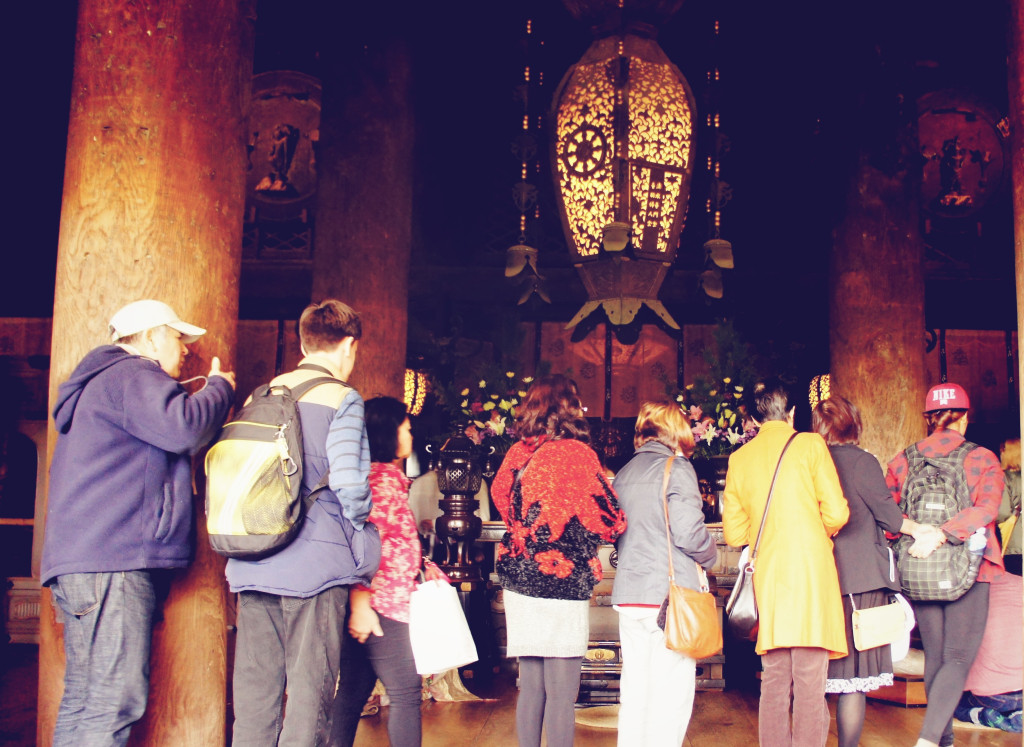 Kiyomizu dera Kyoto Japan
