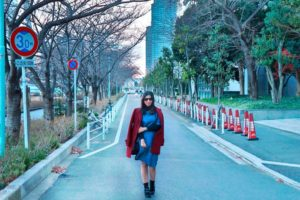 Indian blogger in Japan