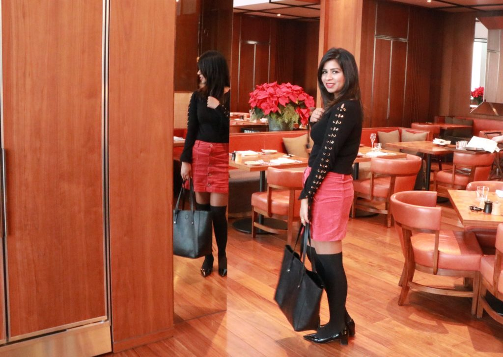 Tokyo fashion blogger
