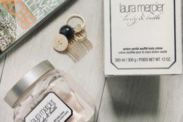 Best Luxury Skin Care Product: ローラメルシエ Laura Mercier Ambre Vanillè Soufflé Body Crème Review