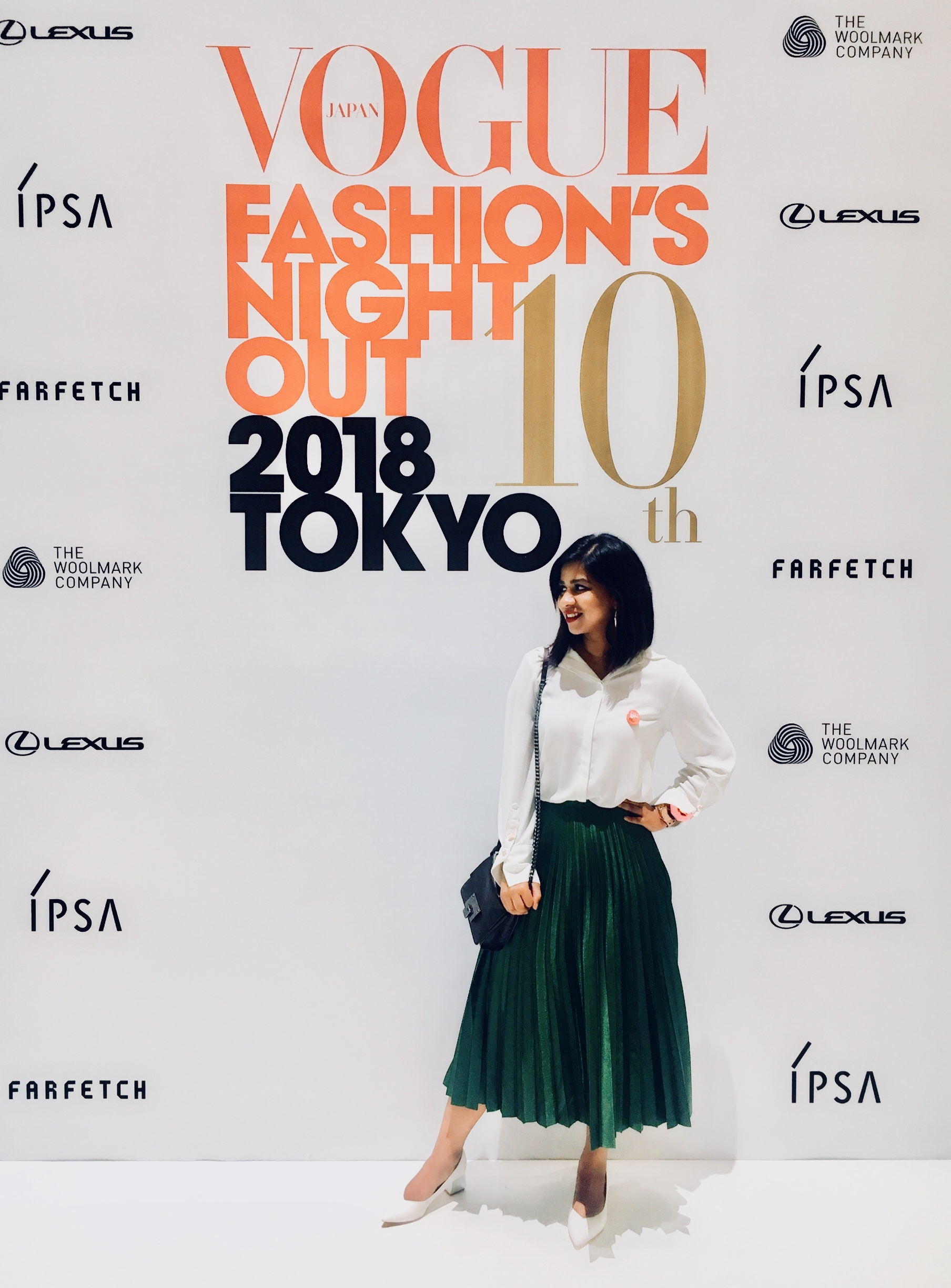 Vogue FNO (Fashion's Night Out ファッションズ・ナイト・アウト) Tokyo, Japan