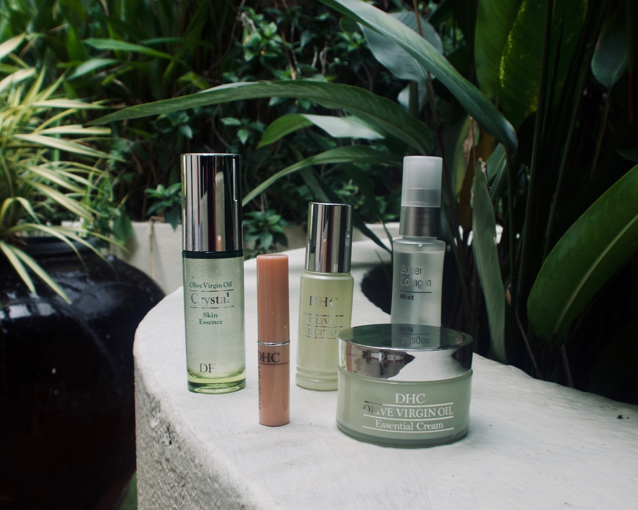 Besst japanese skin care products