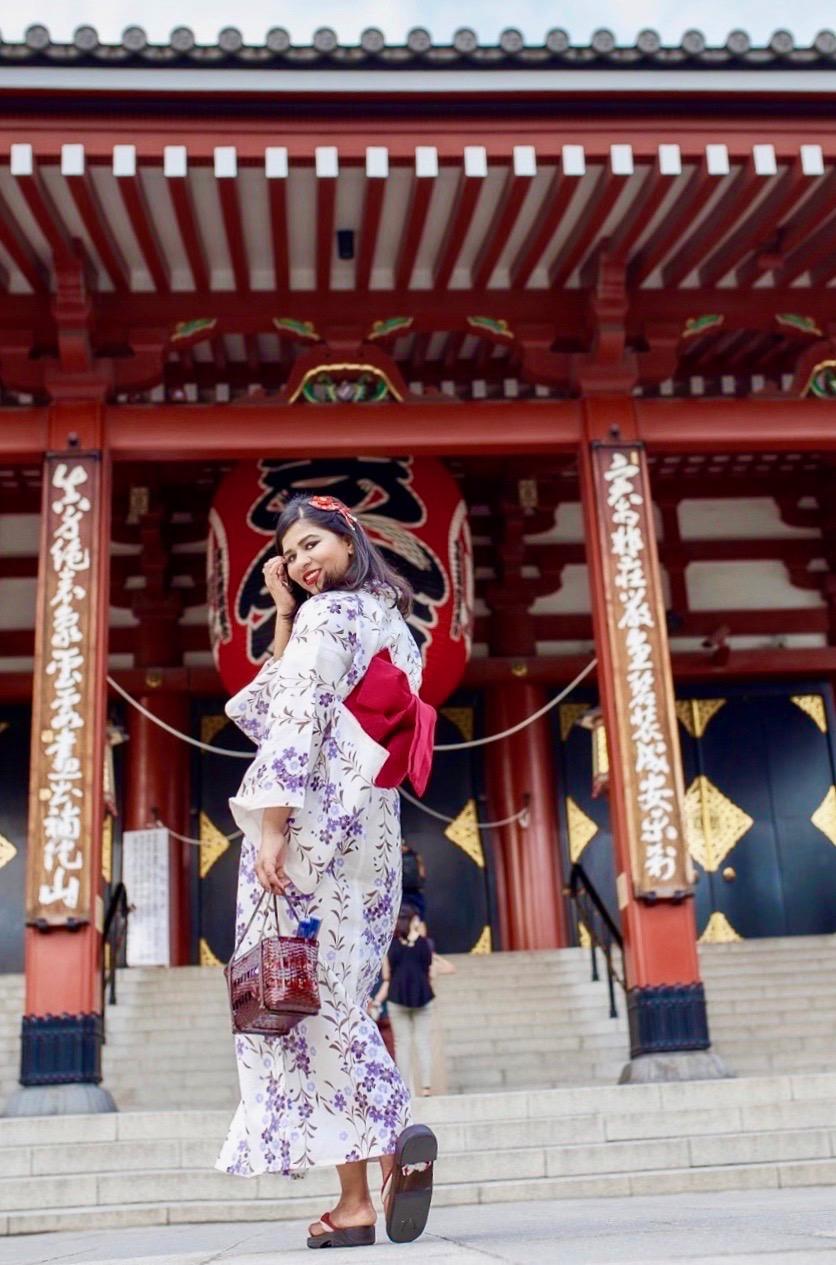 DHC Japan yukata
